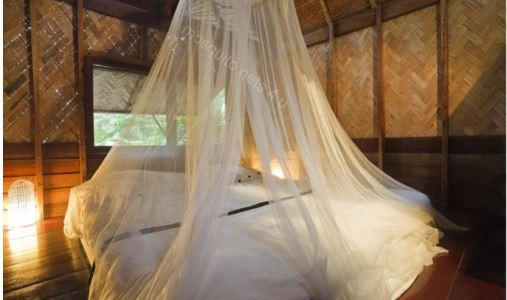 How to hang a Mosquito Net
